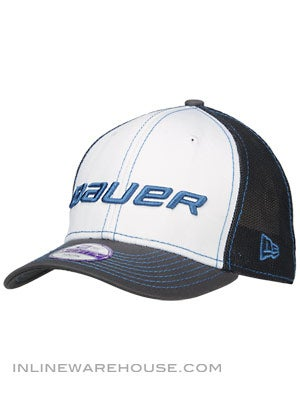 Bauer Accent Two Tone New Era 9Forty Hat Jr