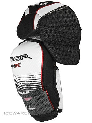 Bauer Vapor APX Hockey Elbow Pads Jr Lg