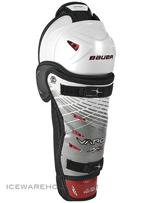 Bauer Vapor APX Hockey Shin Guards Jr 10