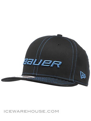 Bauer Accent Snapback New Era 9Fifty Hat Sr