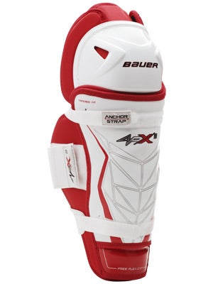 Bauer Vapor APX2 Hockey Shin Guards Jr