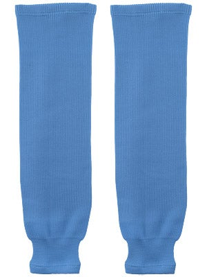 Bauer Core 0570 Ice Hockey Socks Columbia Jr