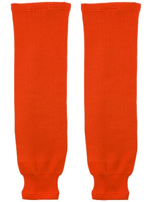 Bauer Core Ice Hockey Socks Orange Sr