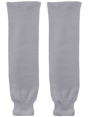 Bauer Core Ice Hockey Socks Silver Jr