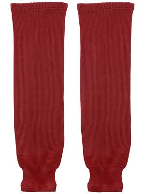 Bauer Core 0570 Ice Hockey Socks Wine Jr