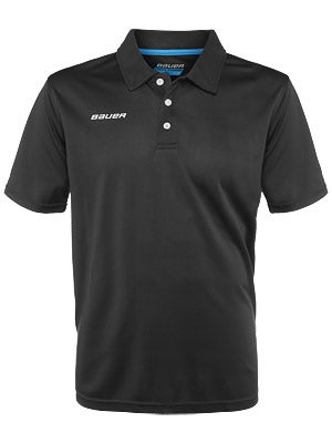 Bauer Core Team Hockey Polo Shirts Jr