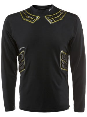 Bauer 37.5 Elite Padded Performance L/S Shirt Sr