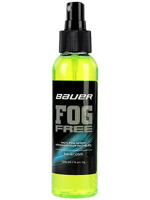 Bauer Fog Free Spray  4 oz