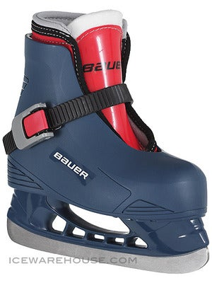Bauer Lil Champ Youth Recreational Ice Skates