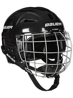 Bauer Lil Sport Youth Helmets w/Cage