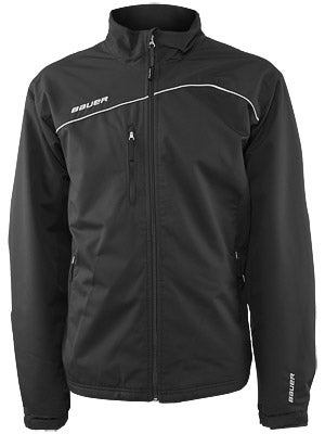 Bauer Midweight Warm Up Team Jackets Jr
