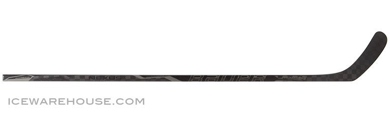 Bauer Nexus 1000 Grip Hockey Sticks Int R