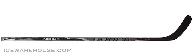 Bauer Nexus 400 Grip Hockey Sticks Sr L