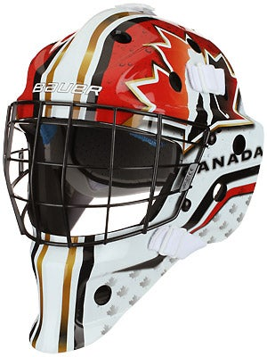 Bauer NME 5 Designs Goalie Masks Sr