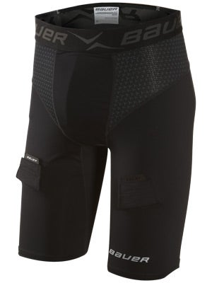 Bauer NG 37.5 Premium Comp Hockey Jock Short Sr & Jr