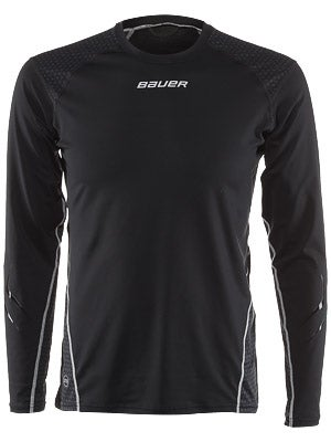 Bauer NG 37.5 Premium Performance L/S Grip Shirt Jr