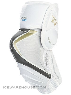Bauer Nexus 1000 Hockey Elbow Pads Jr Sm