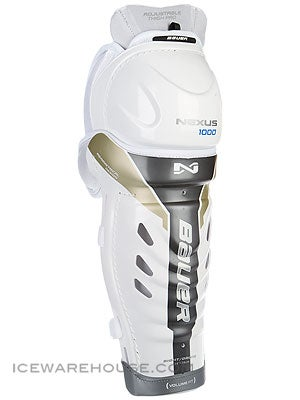 Bauer Nexus 1000 Hockey Shin Guards Sr