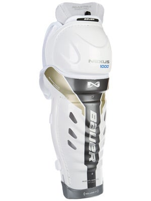 Bauer Nexus 1000 Hockey Shin Guards Jr