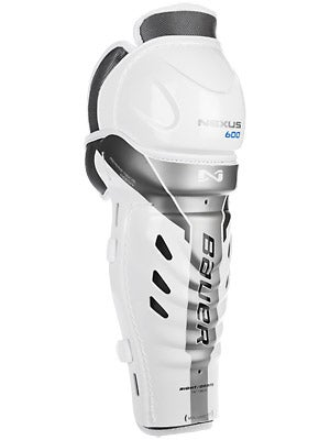 Bauer Nexus 600 Hockey Shin Guards Jr