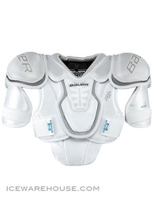 Bauer Nexus 600 Hockey Shoulder Pads Sr