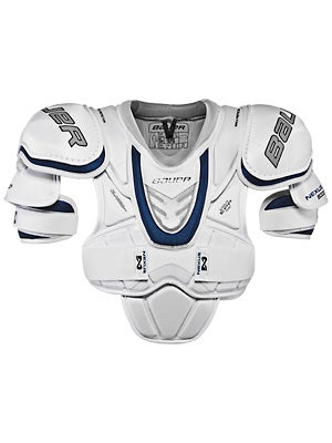 Bauer Nexus 8000 Hockey Shoulder Pads Jr