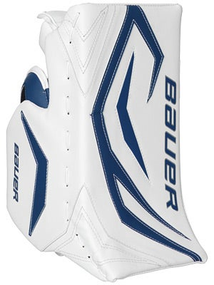 Bauer Supreme One90 Goalie Blockers Sr
