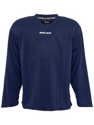 Bauer Core 6001 Practice Hockey Jersey Navy Jr