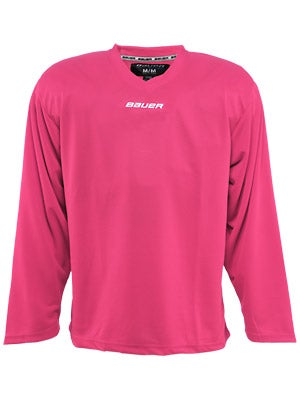 Bauer Core 6001 Practice Hockey Jersey Pink Sr