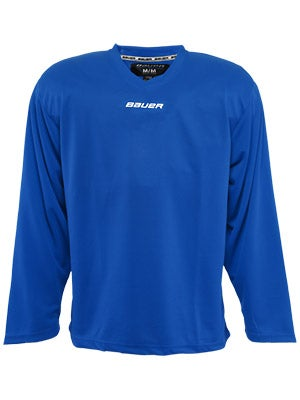 Bauer Core 6001 Practice Hockey Jersey Royal Sr