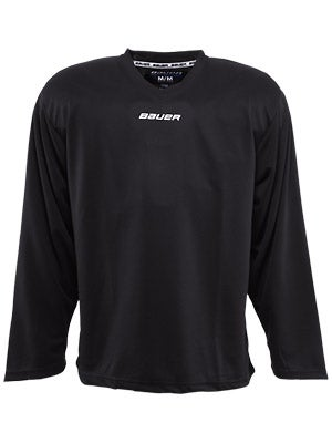 Bauer Core 6001 Practice Hockey Jersey Black Sr