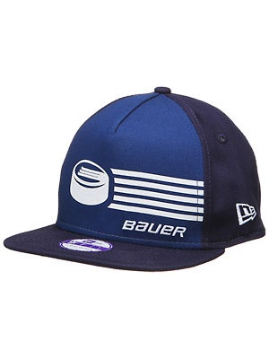 Bauer Puck NewEra 9Fifty Adjustable Hat Jr
