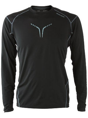 Bauer Premium Performance L/S Grip Shirt Jr