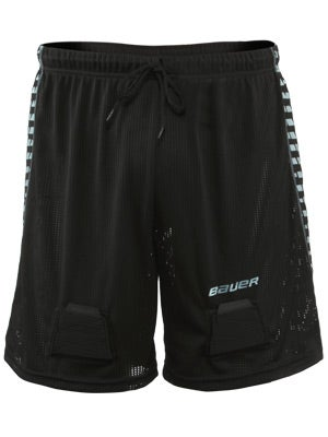 Bauer Premium Mesh Hockey Jock Short Sr & Jr