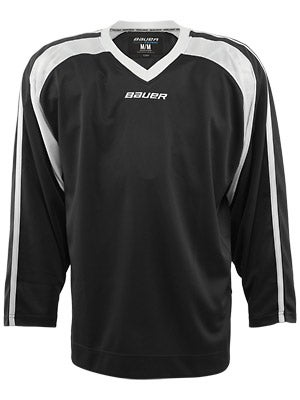 Bauer Premium 6002 Hockey Jersey Black Jr