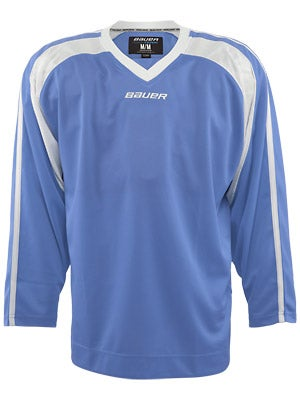 Bauer Premium 6002 Hockey Jersey Columbia Jr