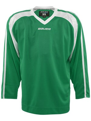 Bauer Premium 6002 Hockey Jersey Kelly Green Jr
