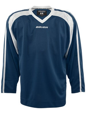 Bauer Premium 6002 Hockey Jersey Navy Jr