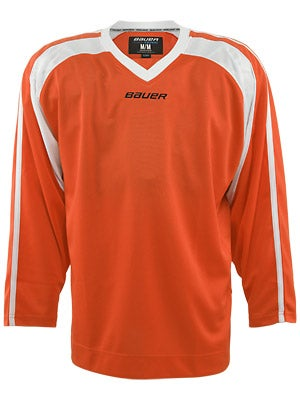 Bauer Premium 6002 Hockey Jersey Orange Jr