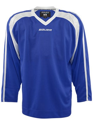 Bauer Premium 6002 Hockey Jersey Royal Jr