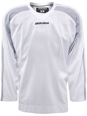 Bauer Premium 6002 Hockey Jersey White Jr
