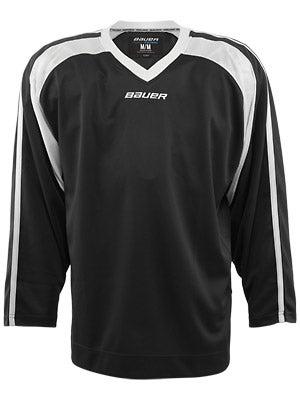 Bauer Premium 6002 Hockey Jersey Black Sr