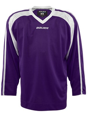 Bauer Premium 6002 Hockey Jersey Purple Sr