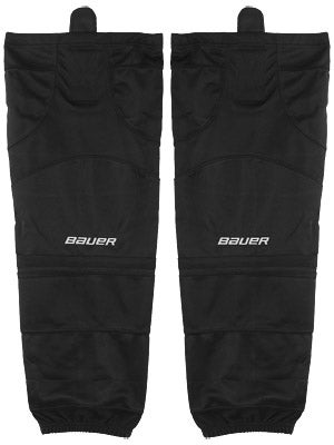 Bauer Premium 0575 Ice Hockey Socks Black Jr