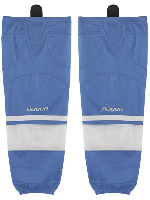 Bauer Premium 0575 Ice Hockey Socks Columbia Jr