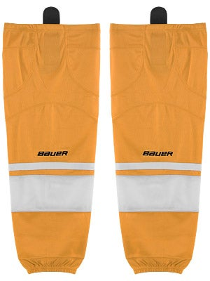 Bauer Premium 0575 Ice Hockey Socks Gold Jr