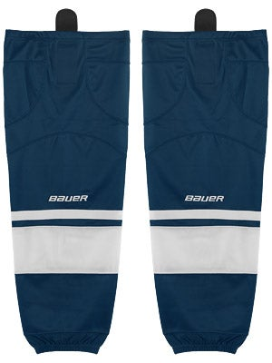 Bauer Premium 0575 Ice Hockey Socks Navy Jr