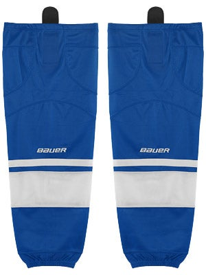 Bauer Premium 0575 Ice Hockey Socks Royal Jr