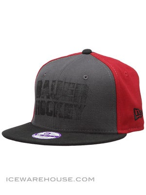 Bauer Pinwheel New Era 9Fifty Snapback Hat Jr