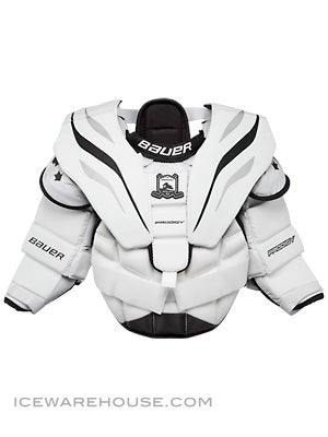 Bauer Prodigy Goalie Chest Protectors Yth